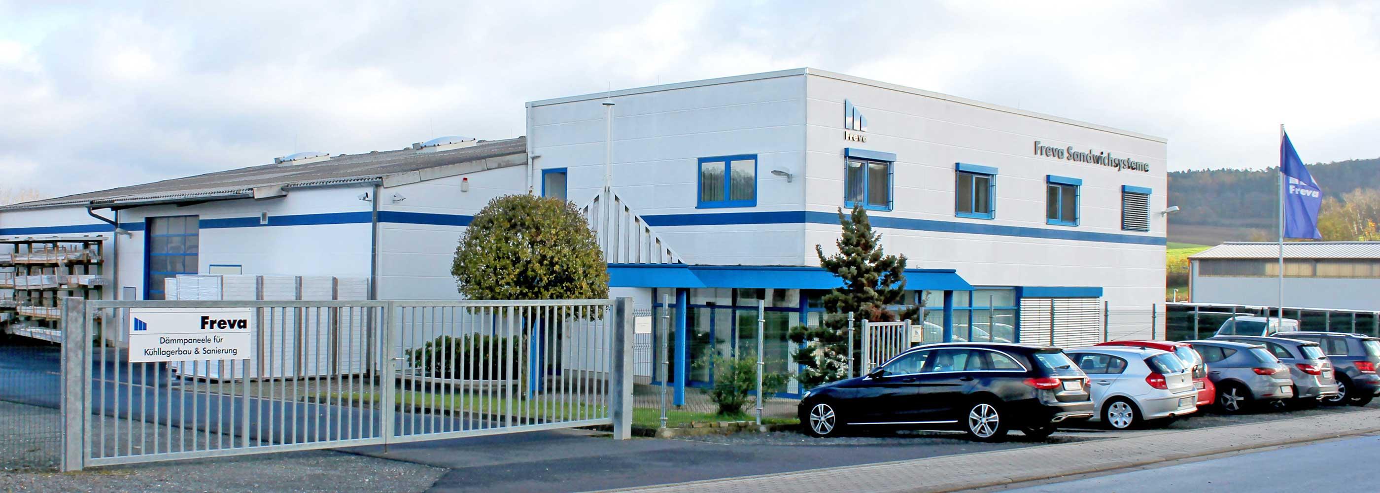 Foto Unternehmensgebäude